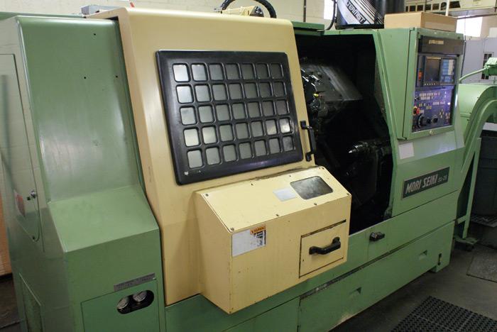 CNC Equipment & Capabilities | ToolCo Inc
